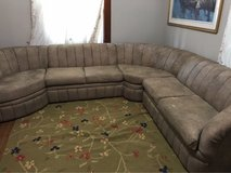 couch in Fort Leavenworth, Kansas