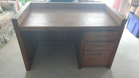 Solid Pine Desk in Sugar Grove, Illinois