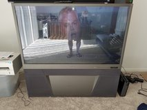 """Mitsubishi 55"""" Widescreen Rear Projection TV WS-55809 in Orland Park, Illinois"""