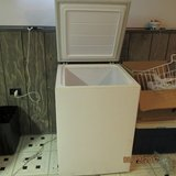 Small chest freezer in Tinley Park, Illinois