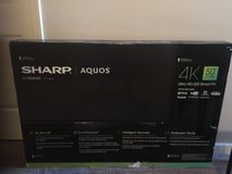 Sharp 50 inch 4k tv in Fort Campbell, Kentucky