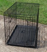 Large Folding Dog Crate in Fort Campbell, Kentucky