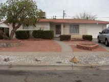 WELCOME ! Family wanted Rent this nice home in El Paso, Texas