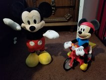 Mickey in Lawton, Oklahoma