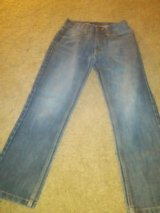 Boys size 8 expensive jeans like new. in Beaufort, South Carolina