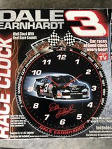 Earnhardt Race Clock in Moody AFB, Georgia