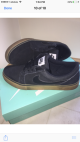 Nike SB Satire ll-Size 8 in St. Charles, Illinois