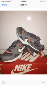 Nike Vandal Low GS-Size 7 in St. Charles, Illinois