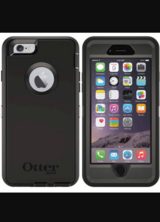 Brand New Black Iphone 6/6s Otterbox 'Defender' Case in Ramstein, Germany