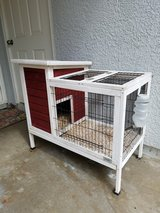 Rabbit Hutch in Camp Pendleton, California