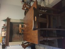 Pub Style Dining Table and Chairs in Vicenza, Italy