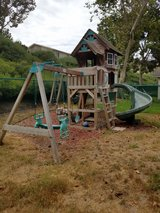 Outdoor Play Swing Set in bookoo, US