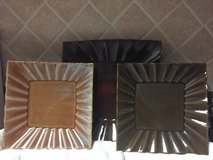 Decorative Platters 3 in Schaumburg, Illinois