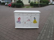 spacious dresser for a young girl in Ramstein, Germany
