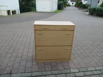 REDUCED - shoe cabinet with 2 drawers in Ramstein, Germany