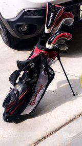 Youth Golf Set Taylor Made Burner in Travis AFB, California