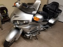 2015 Honda Goldwing 1800  40th anniversary edition in Alamogordo, New Mexico