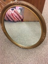 Old Mirror in Fort Leonard Wood, Missouri
