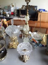 Fancy crystal glass candy dishes in Vacaville, California