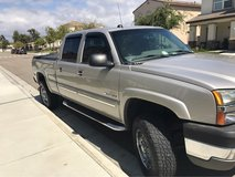 Chevy 2500hd , 4 wd lifted in San Clemente, California