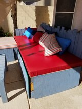 Pallet furniture in Nellis AFB, Nevada