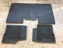 OEM Ford F-150 Mats 2015-2017 in The Woodlands, Texas