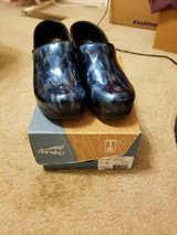 Dansko clogs in Wilmington, North Carolina