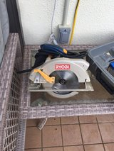 Ryobi Circular Saw in Okinawa, Japan