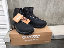 Hi-Tec Boots in Yokota, Japan