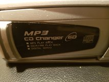 ALPINE 6 CD MP3 CHANGER in Lakenheath, UK