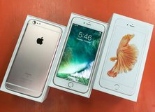Apple iPhone 6s 64 gb unlocked top condition in Ramstein, Germany