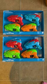 Brand New Water Guns in Lakenheath, UK