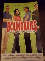 Boundaries teen book in Hinesville, Georgia