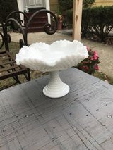 Vintage Milk Glass Piece in Orland Park, Illinois
