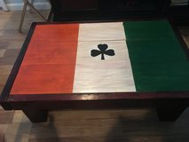 Hand made coffee table and end tables in Fort Leonard Wood, Missouri