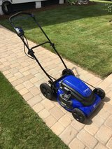 Electric(Corded) Lawn Mower(Kobalt)REDUCED in Beaufort, South Carolina