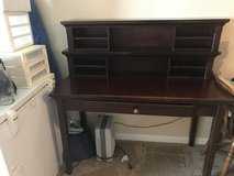 Desk with 2 cubbies in Fort Campbell, Kentucky