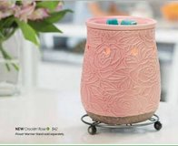 cracklin rose scentsy warmer in Okinawa, Japan