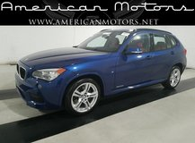 2014 BMW X1 in Hohenfels, Germany