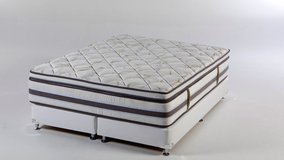 US Size Mattresses - Twin - Full - Queen - King -- Interspring - Pillowtop - Foam Memory - Energy in Hohenfels, Germany