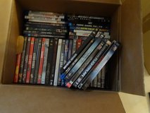 DVD and BluRay mix in Ramstein, Germany