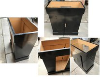 Black Fish Tank Stand in Orland Park, Illinois
