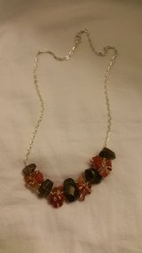 Necklace - Carnelian & Smokey Quartz in Quad Cities, Iowa