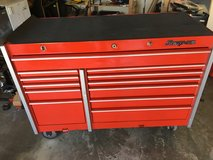 Snap-On Tool chest in Warner Robins, Georgia
