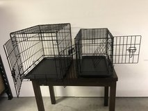 Wire Kennels (collapsible for easy storage) in Fort Lewis, Washington
