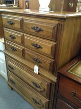 Solid Tall Dresser in Camp Lejeune, North Carolina
