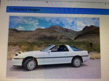 1987 Toyota Supra, loaded sports car in Alamogordo, New Mexico