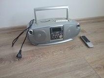 MP3 CD player with remote control in Baumholder, GE