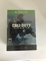 Call of Duty Ghosts - Hardened Edition X-BOX ONE in Oceanside, California