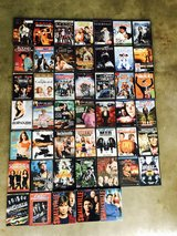 DVD Lot in Camp Pendleton, California